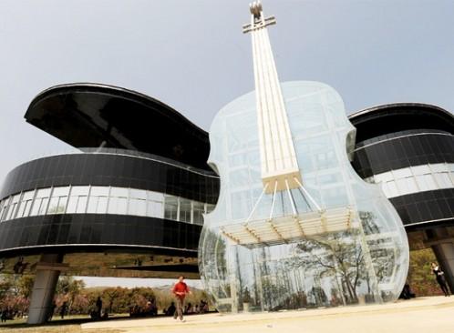 پاورپوینت معماری و موسیقی در26 اسلاید